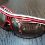 クロスバイクのサングラス「アディダスイーブルアイ」の快適さをレポ