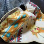 熱中症対策に子どもの帽子に日よけサンシェードを手作りした